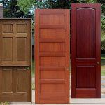 Каква е спецификата при избора на вътрешни врати?